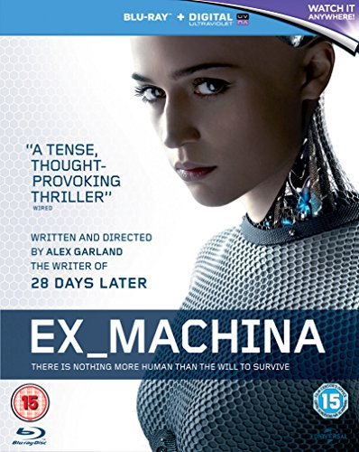 Ex Machina [Blu-ray] [2015]
