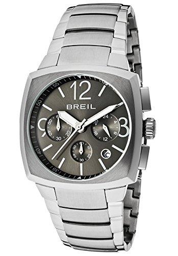 Breil Rod TW0766 Silver Steel Bracelet & Case
