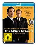 """Blu-ray-Hülle von """"The King's Speech"""""""