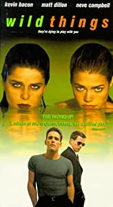 Wild Things [VHS] [Import USA]