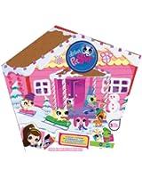 Hasbro - A03241480 - Poupée et Mini-poupée - Petshop - Calendrier de L'avent