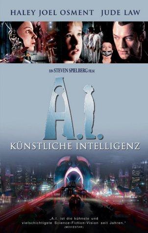 A.I. - Künstliche Intelligenz [VHS]