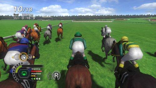 Champion Jockey G1 Jockey and Gallop Racer galerija