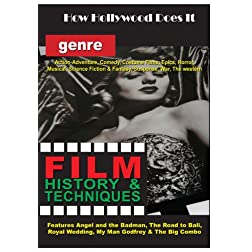 How Hollywood Does It - Film History & Techniques Genre