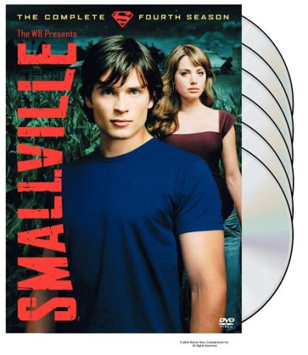 Smallville : The Complete Fourth Season [2004]