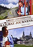 Great Continental Railway Journeys: Series 1 and 2 DVD - 4 Disc's
