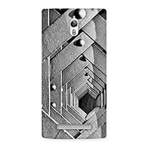 Delighted Cage Hexa Back Case Cover for Oppo Find 7