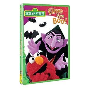 Sesame Street - Elmo Says Boo movie