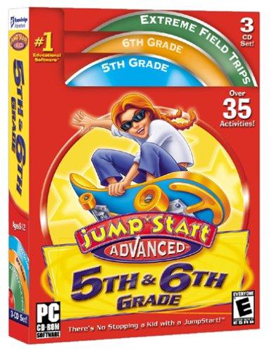 JumpStart Advanced 5th and 6th GradeB00008435E : image