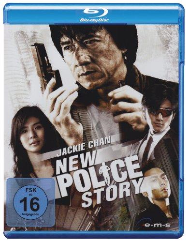 Jackie Chan - New Police Story [Blu-ray]