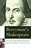 Berrymans Shakespeare
