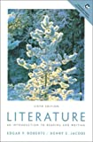 img - for Literature: An Introduction to Reading and Writing (6th Edition) book / textbook / text book