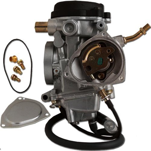Carburetor Yamaha GRIZZLY 450 4WD 2007 2008 2009 2010 2011 2012 NEW Carb (2011 Yamaha Grizzly 450 compare prices)