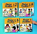 Finger Phonics Books 1-7, Jolly Phonics (Set of 7)