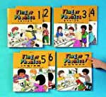 Finger Phonics Books 1-7, Jolly Phoni...