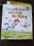img - for Raggedy Ann and Andy Go Flying (A Golden Storytime Book) book / textbook / text book