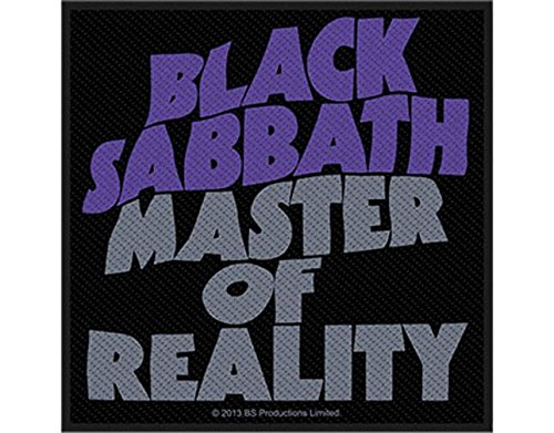 Black Sabbath - Master of Reality - Toppa/Patch