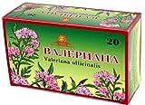Valerian Root Relaxing Herbal Tea - Nature 20 Tea Bags - Istok Company [Pack of 3]