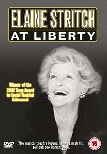 Elaine Stritch at Liberty [DVD] [2002]