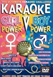 echange, troc Karaoke Girl Power vs Boy Power (Various Artists) [Import anglais]