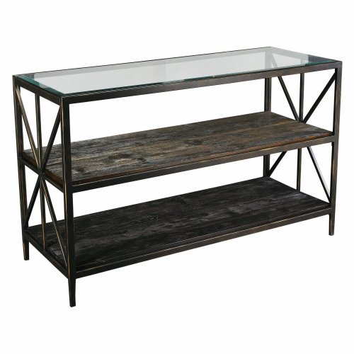 Cheap Hammary Crossnore Rectangular Console table (T20460-T2046589-00)