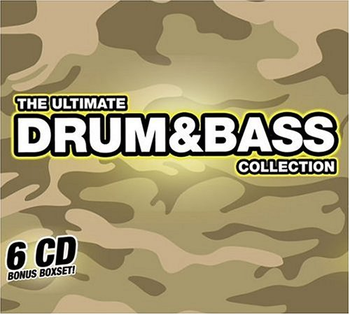 Ultimate Drum & Bass Collection Audio CD
