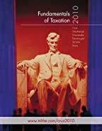 Fundamentals of Taxation  with Tax Act Software by Cruz