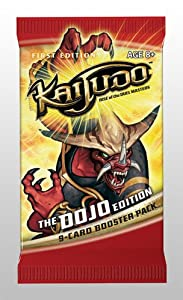 "Kaijudo ""Dojo Edition"" Booster Packs - Single Pack"