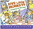 Five Little Monkeys Jumping on the Bed [5 LITTLE MONKEYS JUMPING-BOARD]