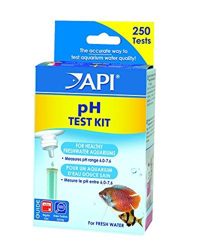 API pH Test Kit for Freshwater - 250 Tests