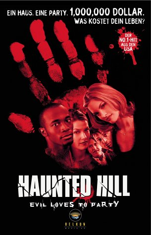 Haunted Hill [VHS]