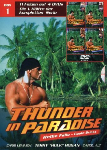 Thunder in Paradise - Box 1 [4 DVDs]