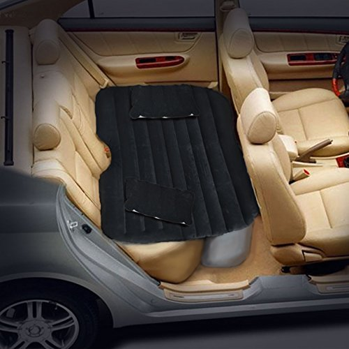 OnlyTM Car Mobile Cushion Air Bed Bedroom Inflation Travel Thicker Mattress Back Seat Extended Mattress (Beds For The Back Of A Truck compare prices)