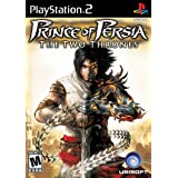 Prince of Persia The Two Thrones - PlayStation 2 ~ UBI Soft