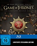 Game of Thrones - Die komplette 2. Staffel (Steelbook) [Blu-ray]