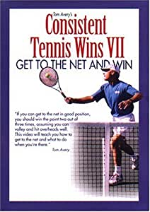Consistent Tennis Wins VII (Get To The Net And Win)