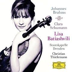 Johannes Brahms / Clara Schumann [+digital booklet]