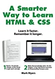 img - for A Smarter Way to Learn HTML & CSS: Learn it faster. Remember it longer. (Volume 2) book / textbook / text book