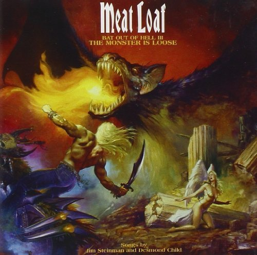 Bat Out of Hell 3 by Meatloaf (2006-05-03)