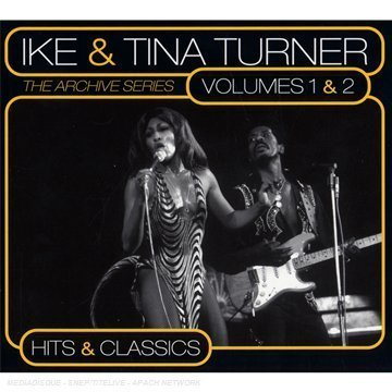 Ike & Tina Turner - The Archive Series Vol.1 & 2-Hits & Classics - Zortam Music
