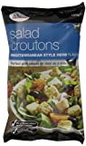 La Rochelle Mediterranean Herb Salad Croutons 150 g (Pack of 6)