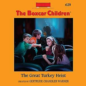 The Great Turkey Heist Audiobook