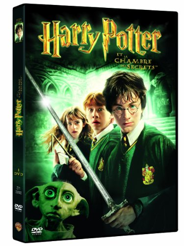 HARRY POTTER (2) : Harry Potter et la chambre des secrets. 2