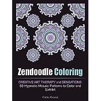 Zendoodle Coloring Kindle eBook