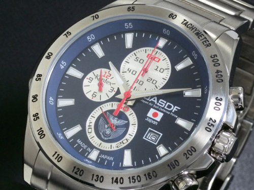 Kentex 腕時計 航空自衛隊モデル S648M-01