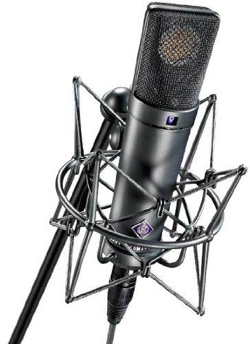Neumann U 89 I Studio Microphone Black Color