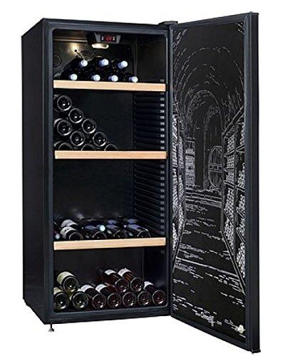 Climadiff-CLPP137-refroidisseurs--vin-Autonome-Noir-8-18-C-N-A-Noir