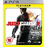 "Just Cause 2 [Platinum] [UK Import]von ""Square Enix"""