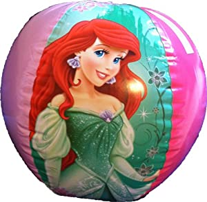 Amazon.com: Disney Princess Beach Ball: Toys & Games