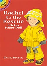 RACHEL TO THE RESCUE STICKER BOOK